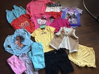 Little girls clothes size 5t (15 pcs) Inglewood, 90305