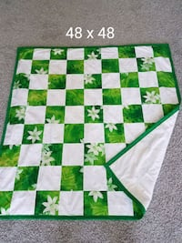 Quilt blanket Waianae, 96792
