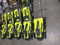 assorted-color-and-brand hand tool lot Houston