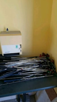 gray and black metal rod lot Barrie, L4N 8W8