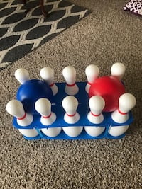 Bowling toy set. Never opened Brighton, 80601