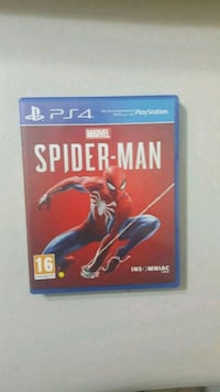 Spiderman ps4  8427 km