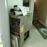 Propane furnace.  I switched to natural gas- Hamilton Township, 08330