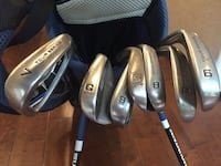 US Kids size 63 clubs with Rocketballz Driver Austin, 78750