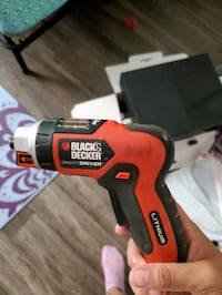 Black and decker smart driver no charger