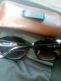 black framed Ray-Ban sunglasses with case Albuquerque, 87107