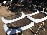 Chevy /  GMC Fender flares .  Factory painted xlnt condition  Visalia, 93291