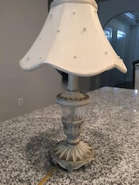 Table Lamp - Shabby Chic