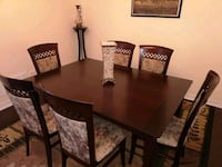 Dining table set for 6 people Vaughan, L6A 0L5