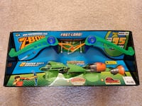 Zing Air Z-Bow, brand new in original packaging Tysons