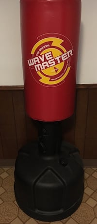 The Wavemaster Original Punching Bag Parma, 44130