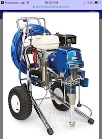 Airless Sprayer Graco Hamilton, 20158