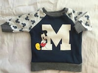 Walt Disney - Mickey Sweat Şehit Osman Avcı, 06820