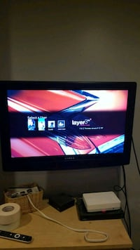 "32"" flat screen TV Hyattsville, 20782"