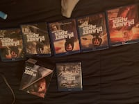 Planet of the Apes box set plus 1 extra St Catharines, L2M 5M9