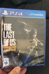 The Last of us Remastered For Ps4 (Brand New) or Trade For Ps4 Game. Calgary, T2G 4Z9