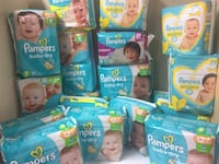 Pampers Diapers Mooresville, 28117