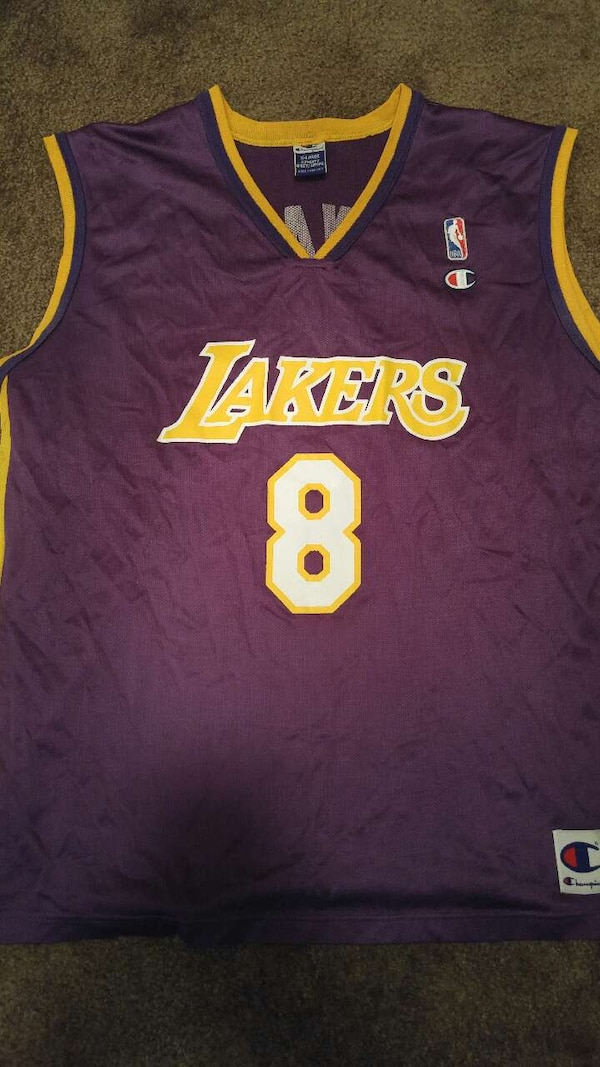 best website 94f20 aaed8 Vintage Kobe Jersey