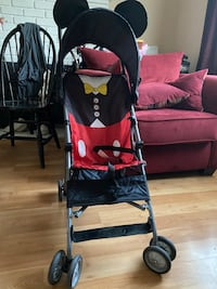 Mickey mouse stroller