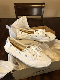 Sperry Drift Shoe. size 6 Brand New in Box  Woodbine