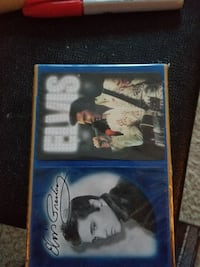 Elvis Playing Cards  set of 2