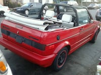 Volkswagen - cabriolet - 1992 Long Beach, 90806