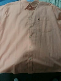 Nautica button up shirt large Middle River, 21220