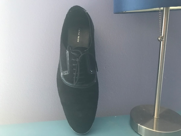 fe528479dfde Used pair of black suede laced low tops for sale in Silver Spring ...