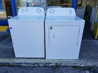 white washer and dryer set Gainesville