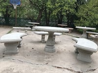 Concrete Patio Furniture Sahuarita, 85629