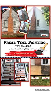 PRIME TIME PAINTING - ( [TL_HIDDEN]  Sterling