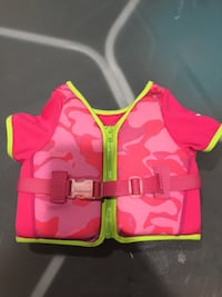 Girls Swim Jacket- Toddler