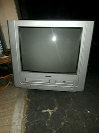 TV with DVD & VHS player works great Concord, 94520