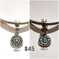 Authentic Pandora Lucky Penny Charm
