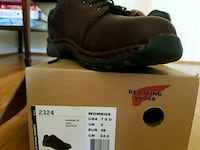 Brand  new Red Wings Shoes work boot with box Leesburg, 20176