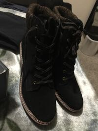 Tommy Hilfiger solenne boots brand new in box Fresno, 93722