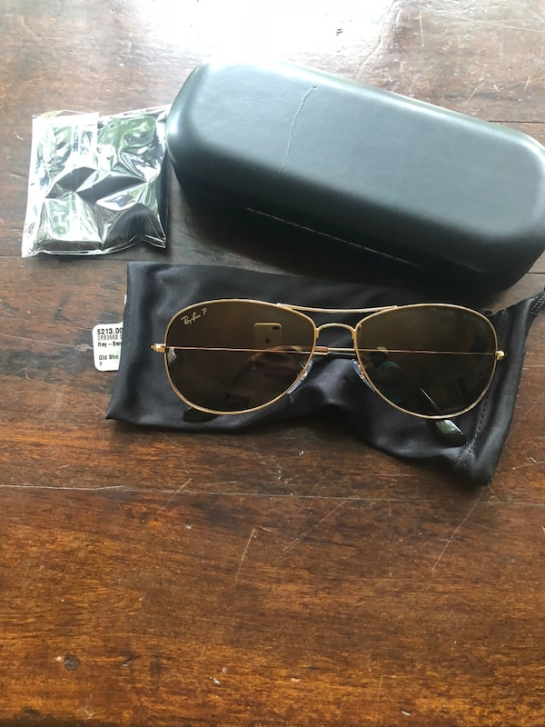 fe7fe278cb Used Ray-Ban Polarized Chromance for sale in Decatur - letgo