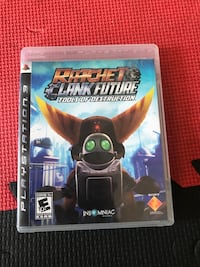 Ratchet clank future ps3 game  Abbotsford, V2S 0B6