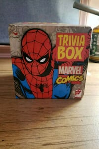 Marvel Trivia game never been used  Fairfax, 22030