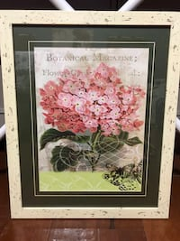 pink and white flower painting Phenix City, 36877