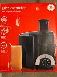 Brand New GE Juice Extractor Mississauga, L5B 2Y6