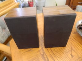 Surround sound speakers $10