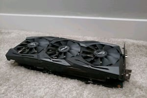 RX 580 Asus ROG Strix, 8 GB