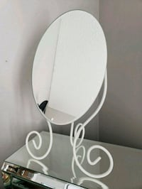 Ikea table top vanity mirror  Edmonton