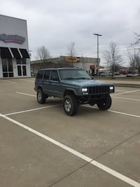 1997 Jeep Cherokee COUNTRY 4WD Clarksville