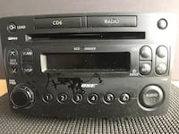 2006 Nissan 350z oem radio stereo Bosé cd cassette player Mountain View, 94041