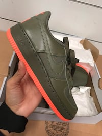 Brand  New Nike Air Force 1 534 km
