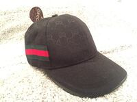 Black Gucci hat Surrey, V4N