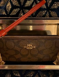 Brand New Authentic wristlet with tags  Rockville, 20852