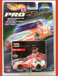 NIP, Hot Wheels Pro Racing #35 Todd Bodine Tabasco 1998 1st Edition